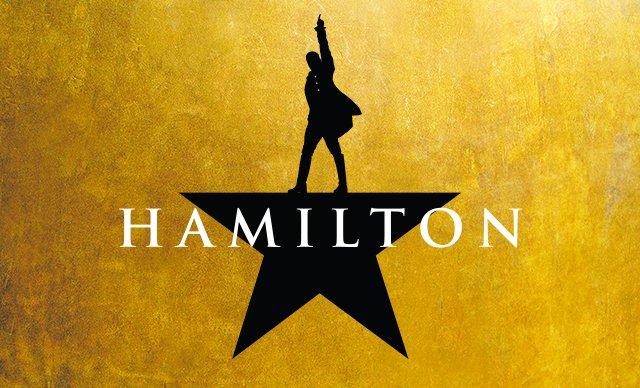 Hamilton at the Orpheum Theatre