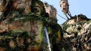 The World of Avatar at Disney's Animal Kingdom in Florida