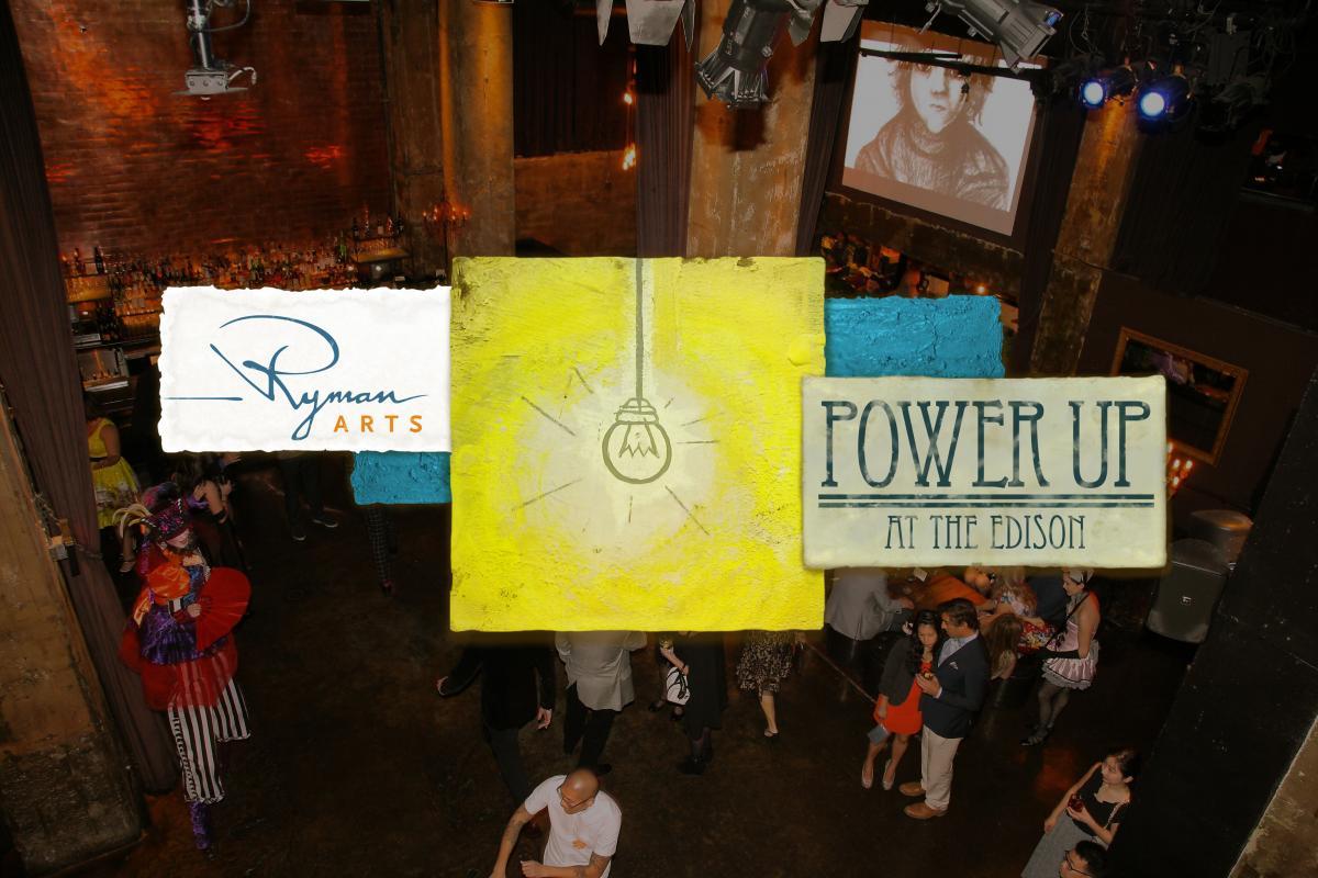 Ryman Arts 2016 Power Up
