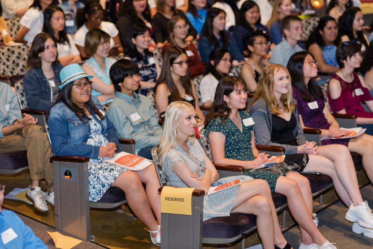 This year, we celebrated 177 graduates from 120 high schools across Southern California!