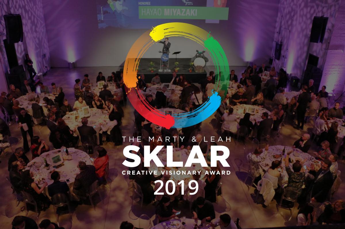 Ryman Arts 2019 Sklar Creative Visionary Award Celebration