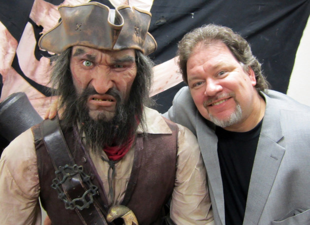 Animatronics Brought to Life at Garner Holt Productions
