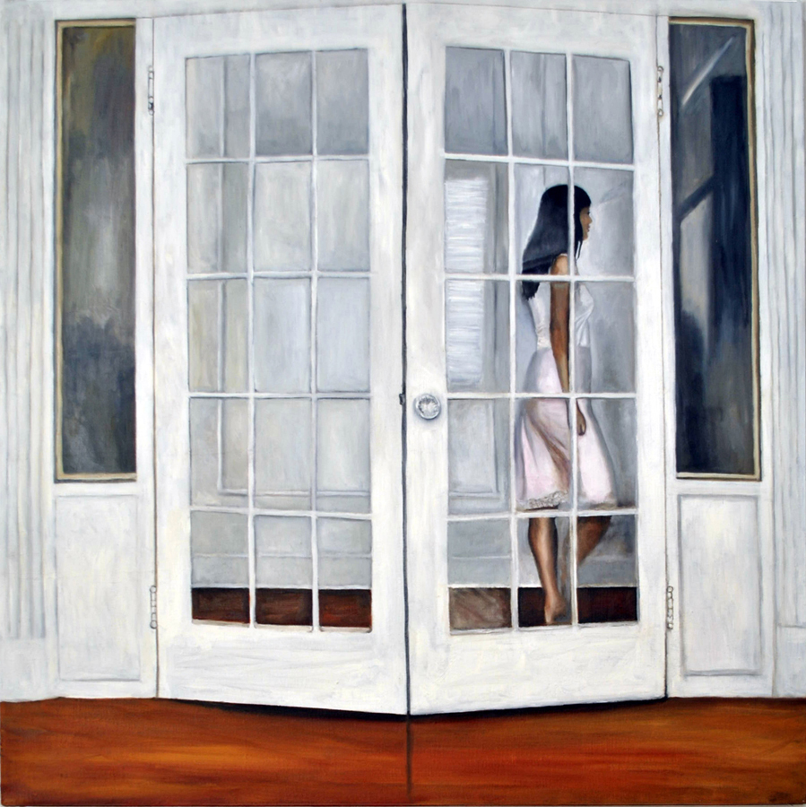 Door (2014) by Helena Hsieh (Ryman '99)