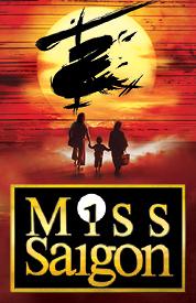 Miss Saigon on Broadway in New York City