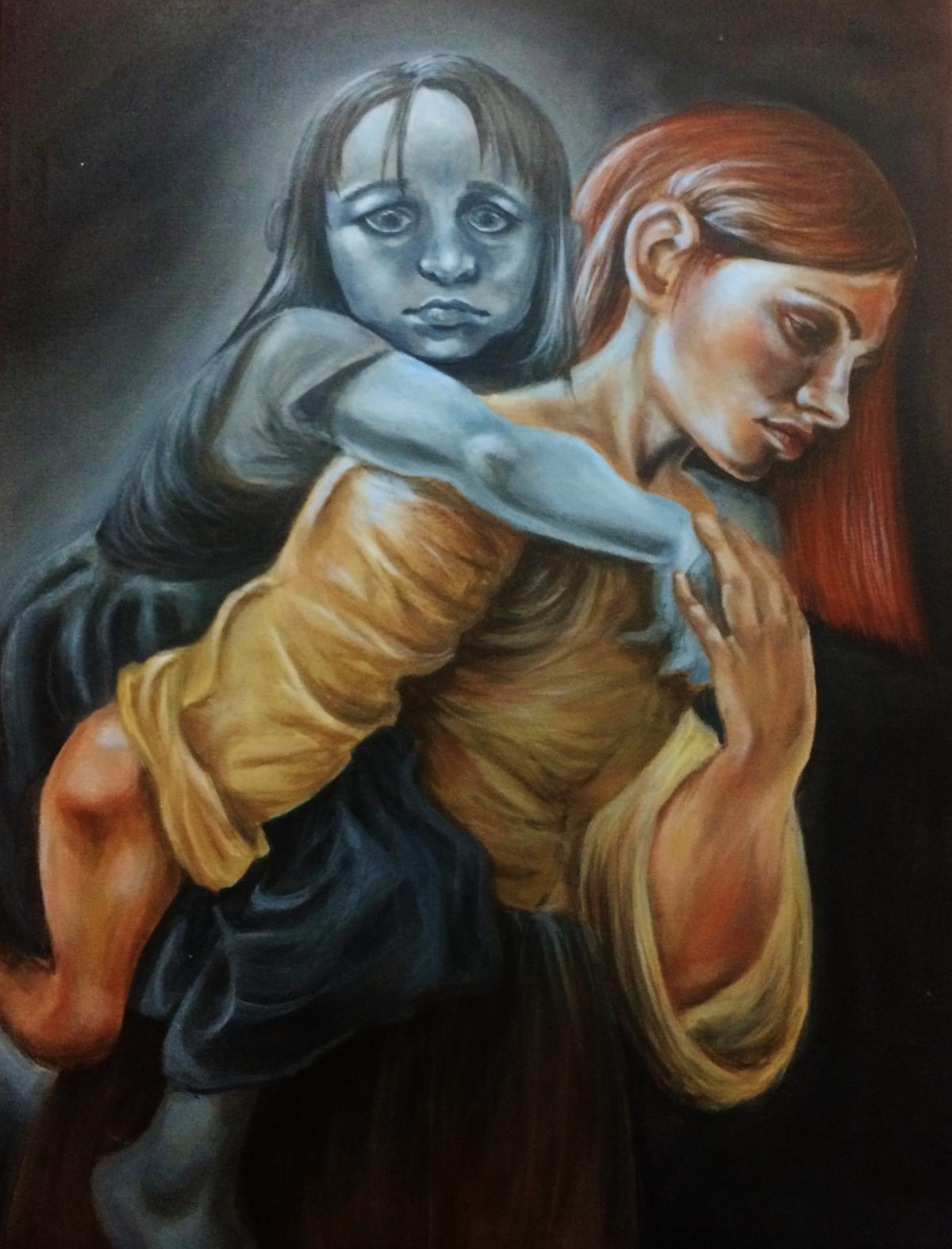 Artwork by Ana Wong (Ryman '18)