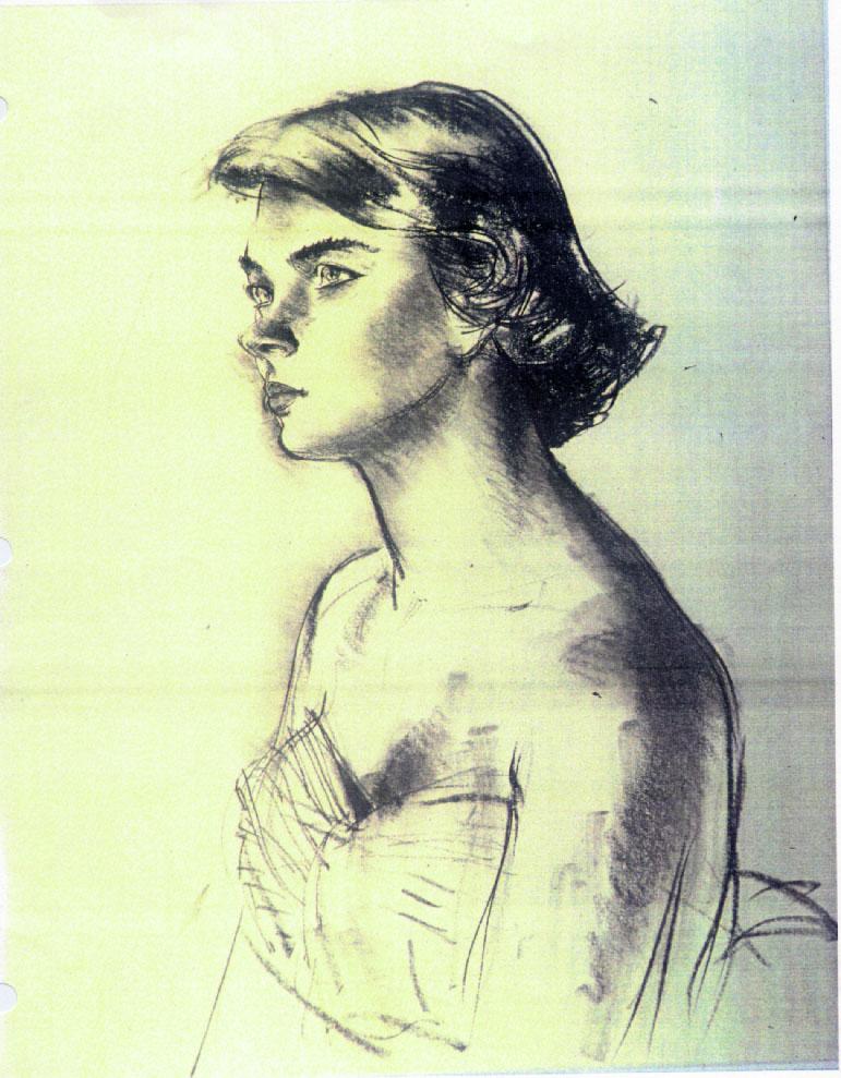 Herbert Ryman Portraits Artwork