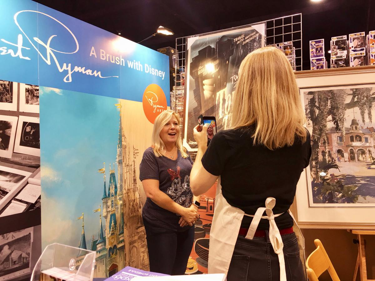 Ryman Arts At D23 Expo Ryman Arts