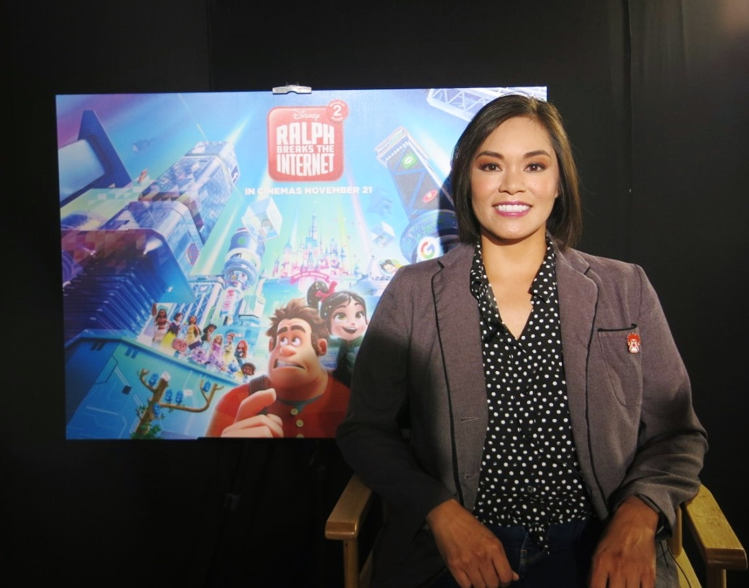 Alumna Josie Trinidad (Ryman '94) is the Head of Story for Disney's Ralph Breaks the Internet, which was nominated for Best Animated Feature by the Golden Globe Awards and Critics' Choice Awards.