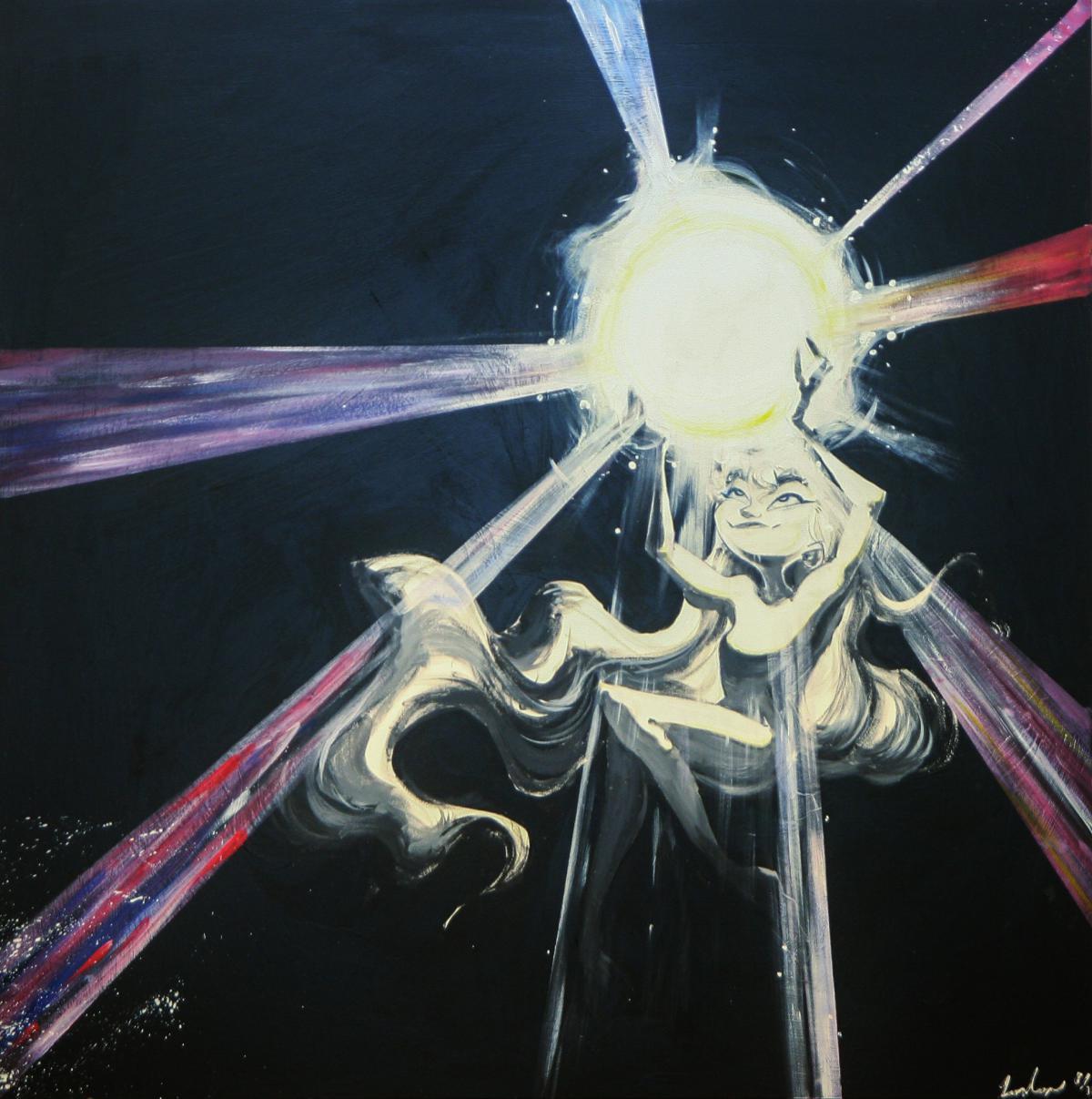 Marvel inspired Artwork by Lorenzo Crump (Ryman '16)