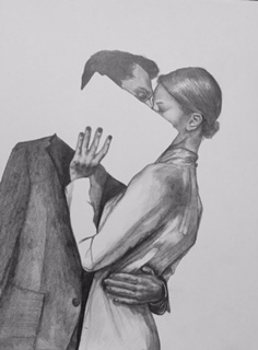 Fade Away Kiss (2016) by Michelle Wiener Ohm (Ryman '00)