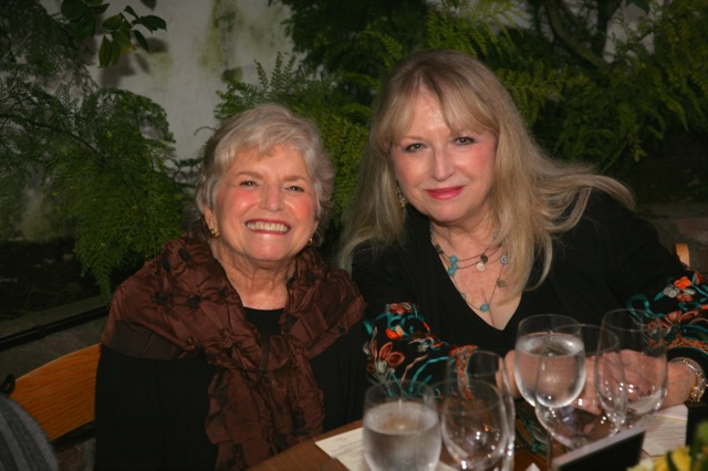 Leah Sklar and sister Marsha Remas