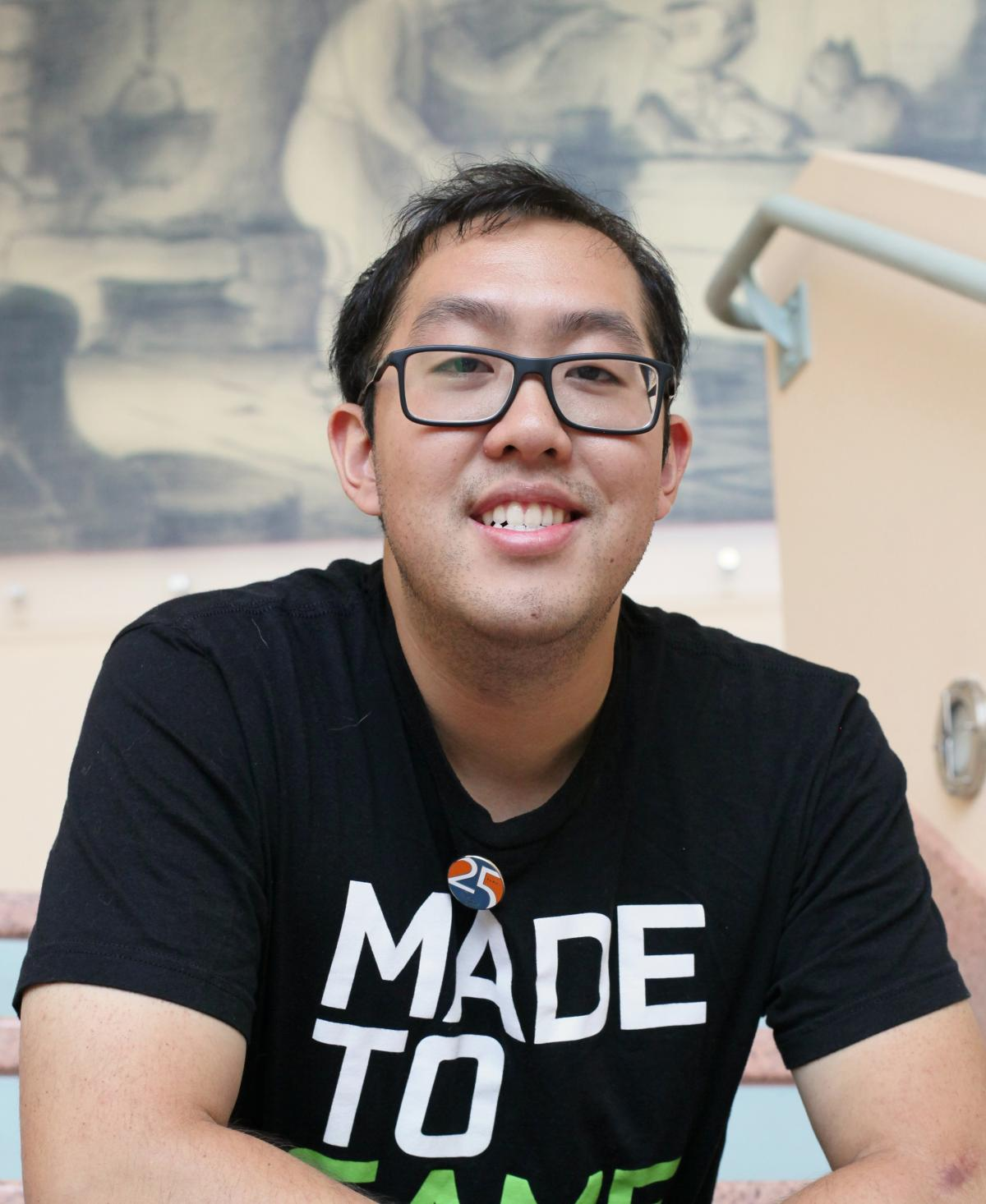 Ryman Arts Sklar Internship at Walt Disney Animation Studios Wesley Lin (Ryman '09)