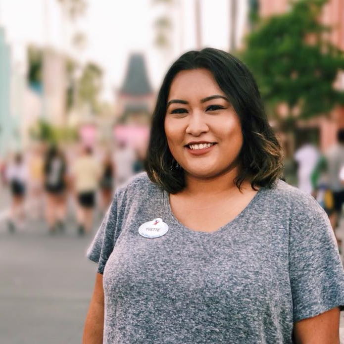 Ryman Arts Sklar Internship at Walt Disney Imagineering Yvette Nakamoto (Ryman '14)